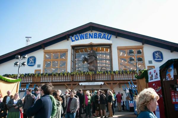 oktoberfest münchen 2014 bierfest löwenbräu festzelt