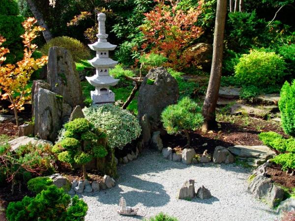 zen garten anlegen - die hauptelemente des japanischen gartens, Gartenarbeit ideen