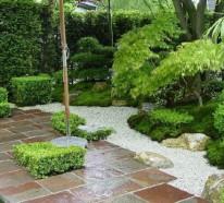 Exceptional Facebook Twitter Google+ Pinterest. Zen Garten Anlegen Japanisch Immergrüne  Pflanzen Photo Gallery