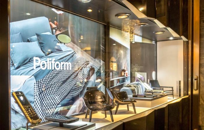 Schaufenster dekorieren - Vusual Merchandising auf hohem