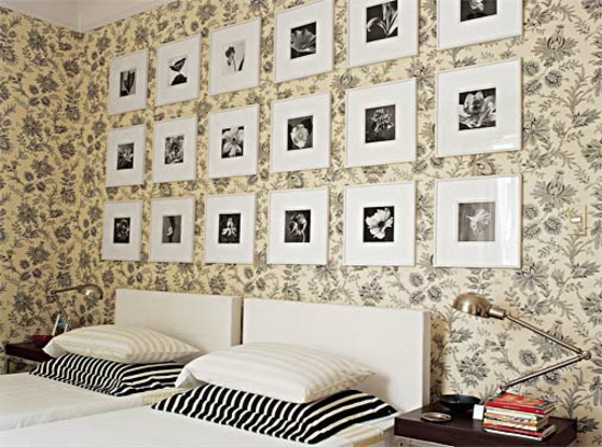 Coole Wohnideen, welche die Neugestaltung mit Wandtapeten ...