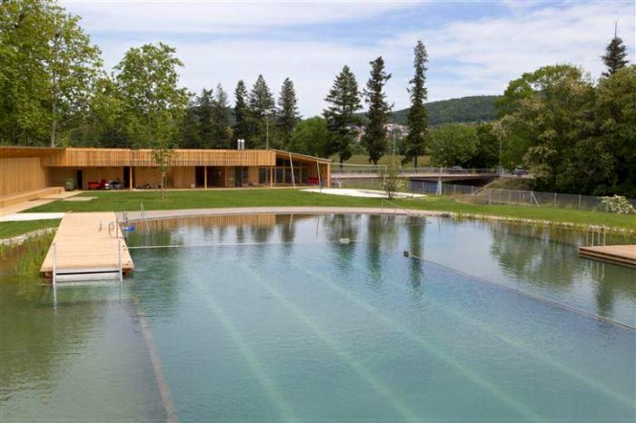 garten pool ohne chlor naturbad riehen ForPool Ohne Chlor