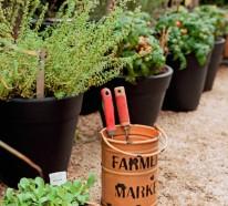 Terrassengestaltung Ideen – eine grüne Terrasse für Sporttreiben