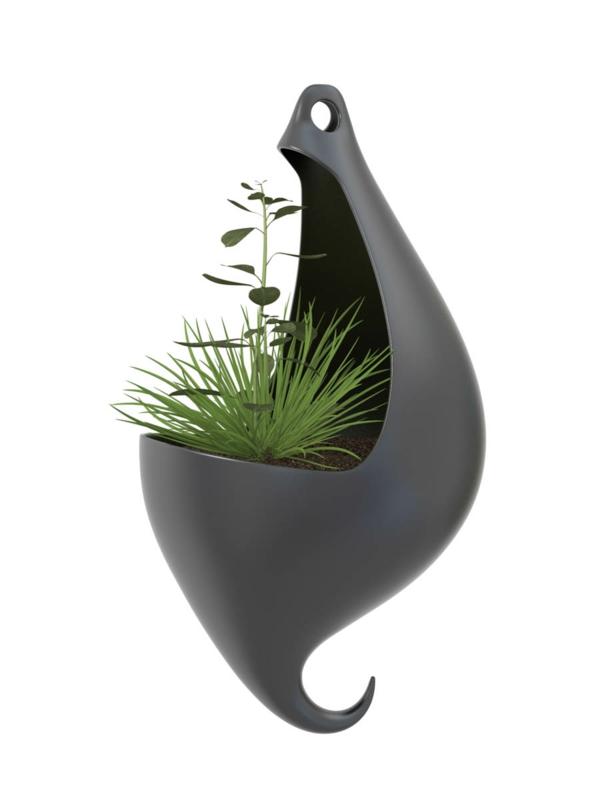 topfpflanzen hängend pflanzgefäße designer ideen kübelpflanzen
