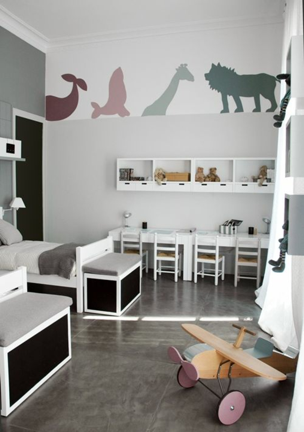 kinderzimmer gestalten junge. Black Bedroom Furniture Sets. Home Design Ideas