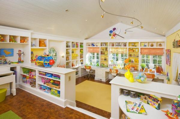 Kinderzimmer Originell Gestalten Aufbewahrung