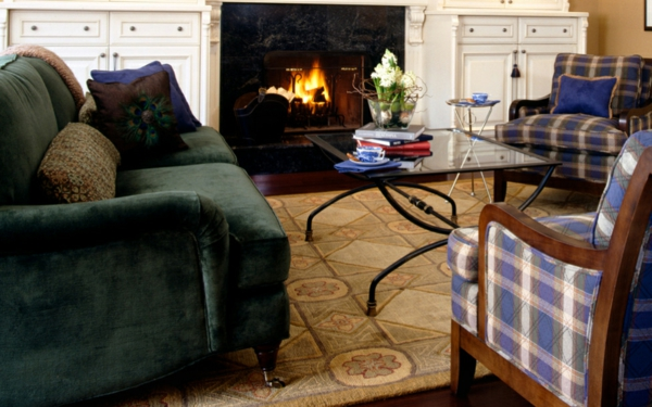 wohnideen im englischen stil 10 beispiele. Black Bedroom Furniture Sets. Home Design Ideas