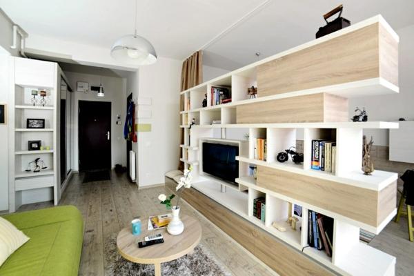 wohnung einrichten wohnideen schwarz weis ? modernise.info - Kleine Wohnung Einrichten Wohnzimmer