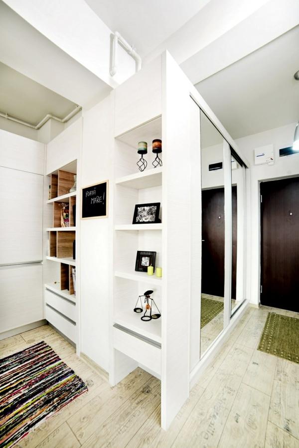 super kreative wohnideen in einer wohnung in rumänien, Wohnideen design