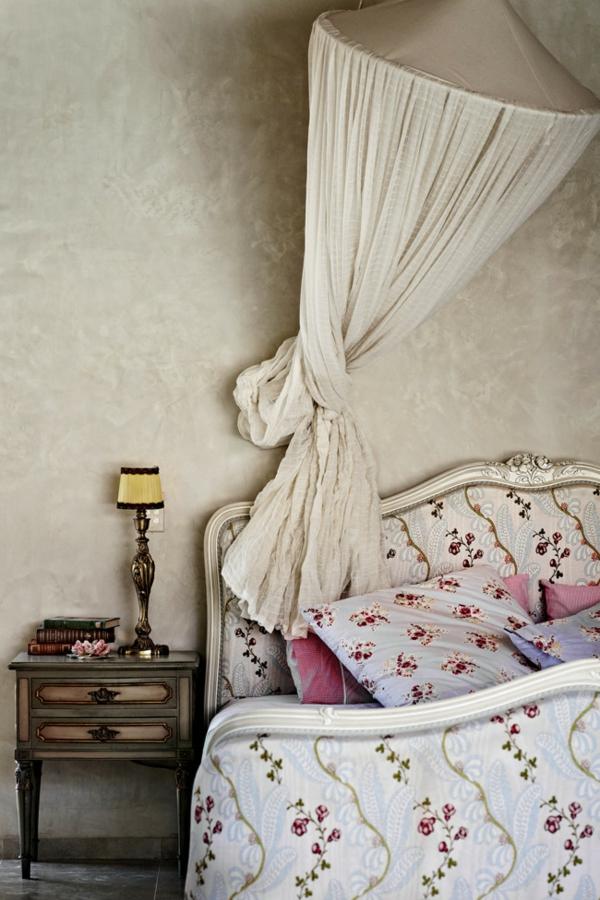 wohnung design ideen französischer stil schlafzimmer