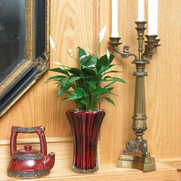 bl hende zimmerpflanzen farbige deko ideen mit pflanzenarten. Black Bedroom Furniture Sets. Home Design Ideas