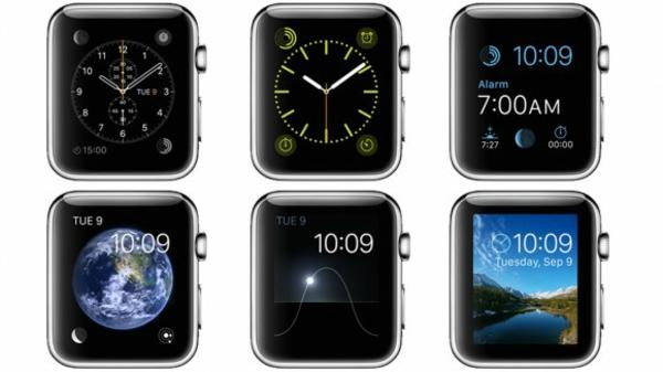 Apple smartphone  Armbanduhr apps ideen