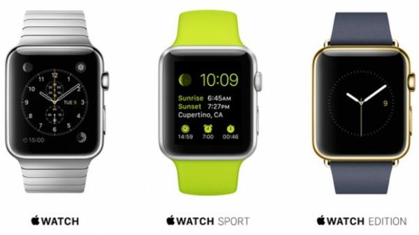 Apple Armbanduhr smartphone apps praktisch