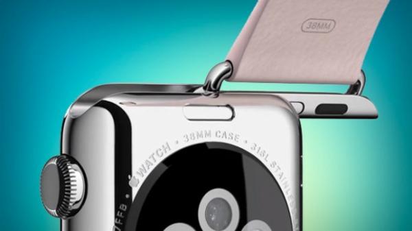 Apple Armbanduhr smartphone apps schön
