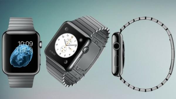 Apple Armbanduhr smartphone apps schmuck