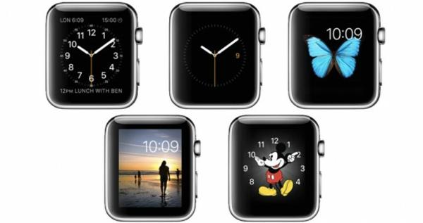 Apple Armbanduhr smartphone apps wunder