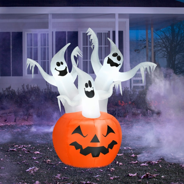 Aufblasbare geister Werbeartikel zu Halloween ideen