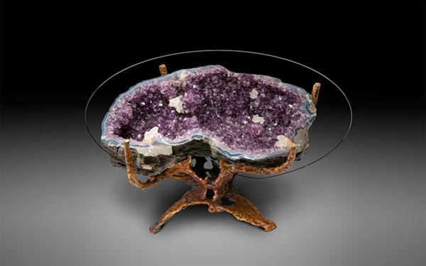 Design Tische couchtische esstische edelsteine