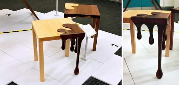Designer Tische couchtische esstische kunstvoll