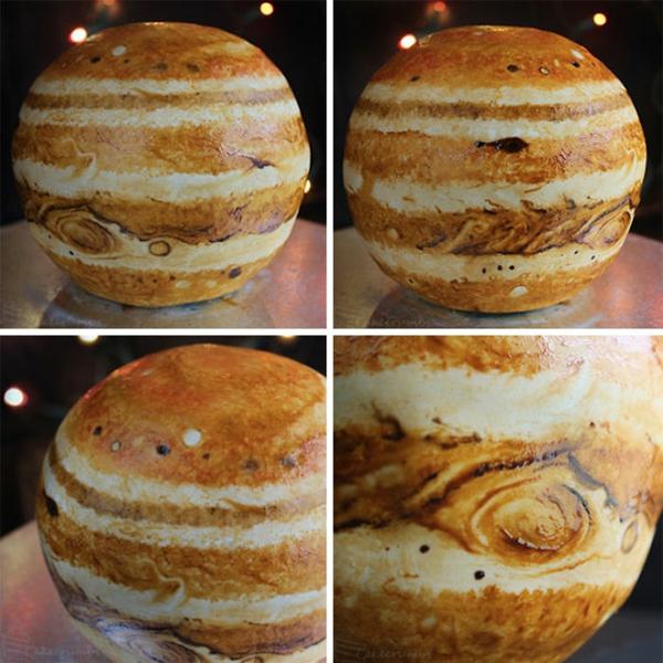 Torten tolle Tortendeko Tortenfiguren planeten