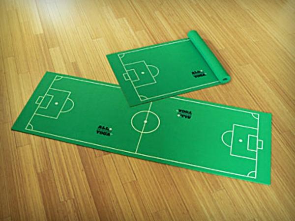 Fussball Dekoration zu Hause fußballfans teppichläufer