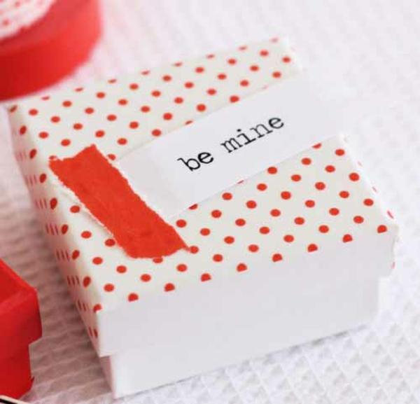 Geschenke originell verpacken kreativ mädchen