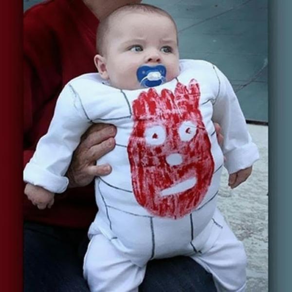 Halloween baby Kinderkostüme designs festlich