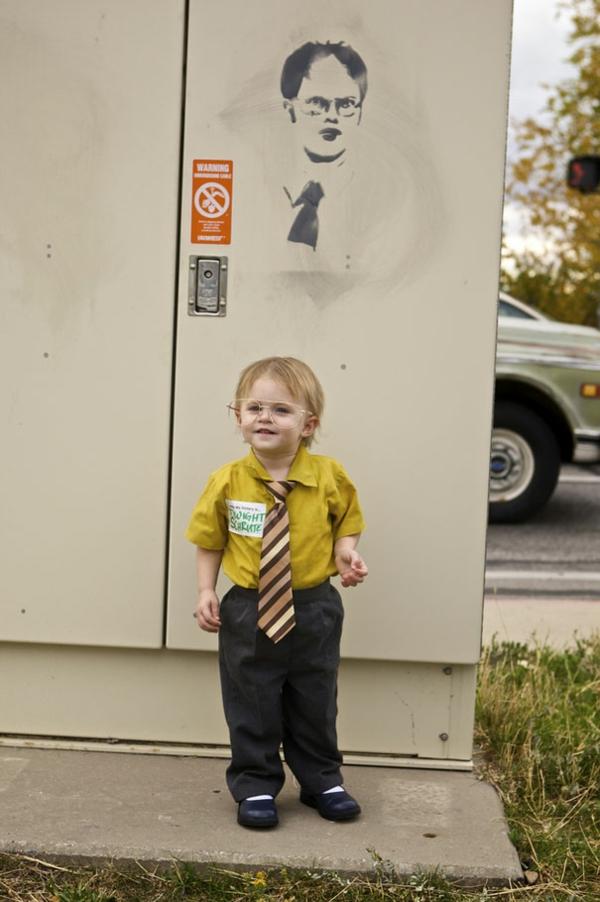 Kinder kostüme designs Halloween wissenschaftler