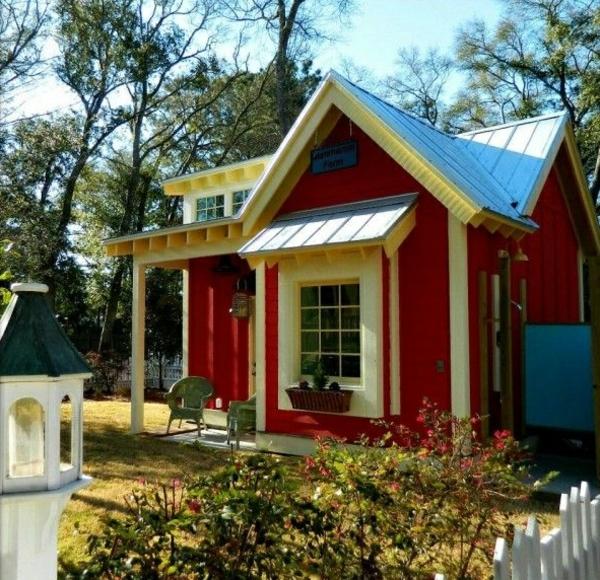 hausanstrich farbe w re eine rote hausfassade etwas f r sie. Black Bedroom Furniture Sets. Home Design Ideas