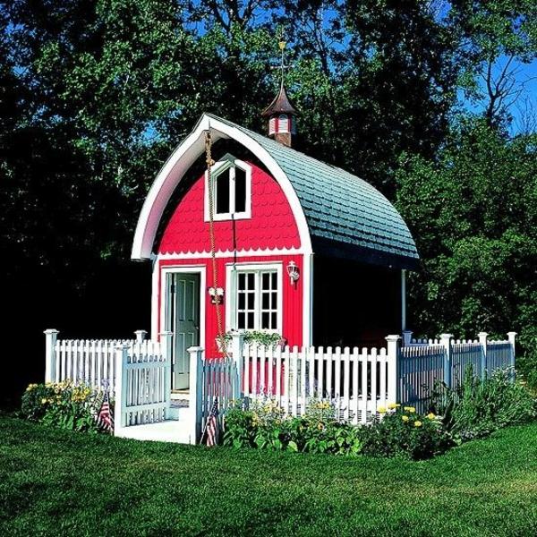 Hausanstrich Farbe rot hausfassade farbe warme farben energiegeladen