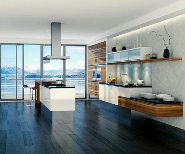 Küchenzubehör und Küchengeräte fenster schwarz
