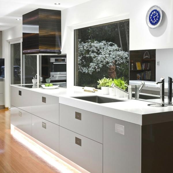 Küchenzubehör grau Küchengeräte oberflächen spüle