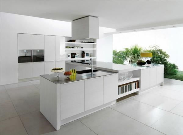 küchen design bilder weiß küchenausstattung