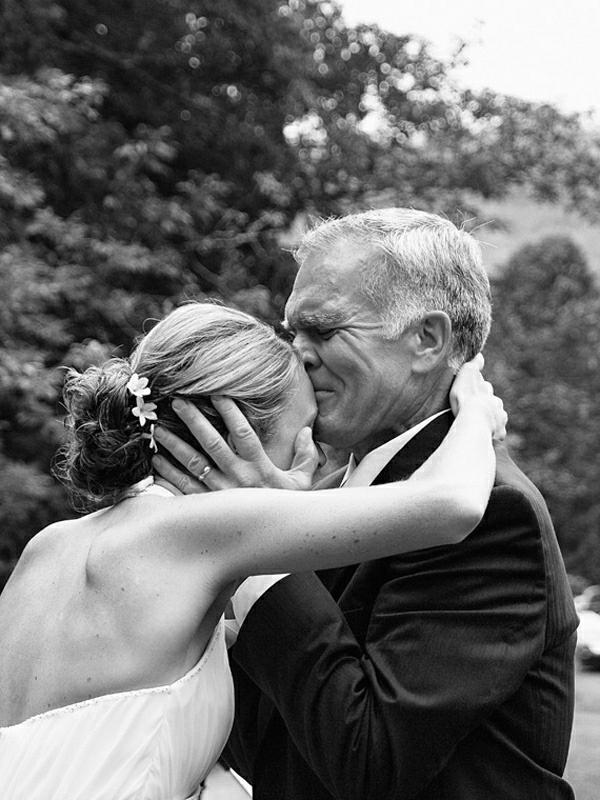 Lustige Hochzeitsfotos Ideen vater tochter