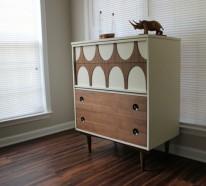 Moderne Wohnzimmerschränke – Sideboards aus Birkenholz von Revitalized Artistry
