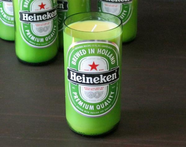 wiederverwendet Glasflaschen bier coke geschlitten glasrand