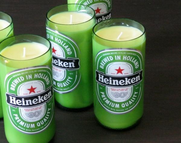 bekannt wetweit wiederverwendet Glasflaschen bier coke heineken