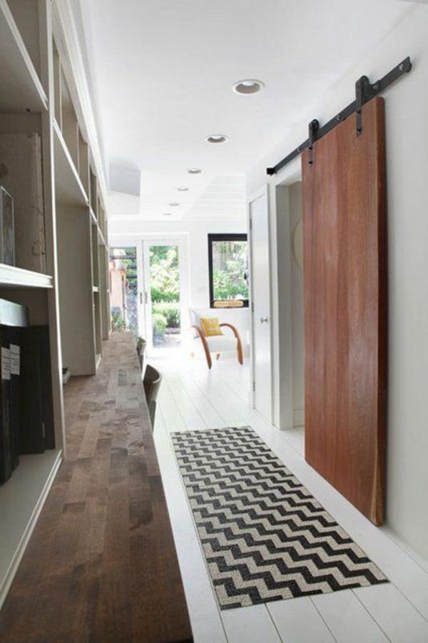 Raumteiler SchiebetUren Holz ~ Schiebetüren als Raumteiler  mehr Privatheit in der kleinen Wohnung