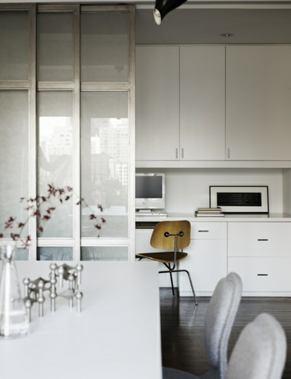 schiebet ren als raumteiler mehr privatheit in der kleinen wohnung. Black Bedroom Furniture Sets. Home Design Ideas