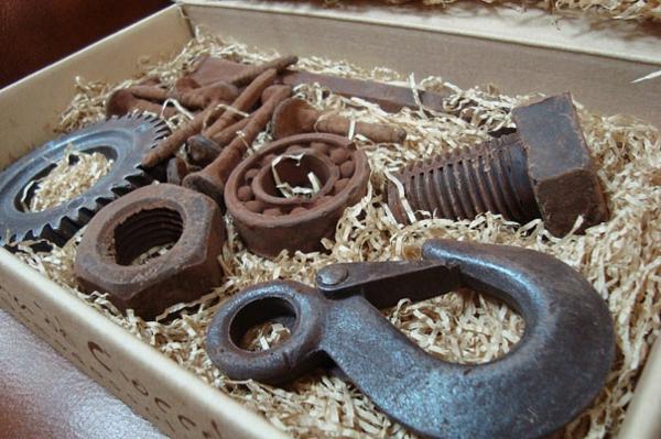 Schokoladen Formen kunstvoll ideen design mechanismen