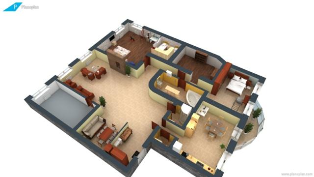 kostenloser raumplaner planoplan der ultamative 3d planer. Black Bedroom Furniture Sets. Home Design Ideas