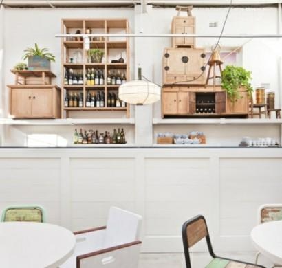 Ausgefallene Restaurants - David\'s Restaurant in Melbourne