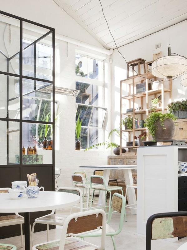 ausgefallenerestaurants Davids restaurant Melbourne gastronomie möbel innendesign ideen gastronomie