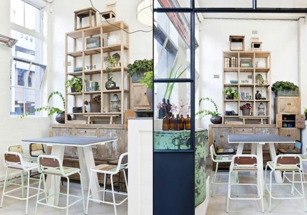 ausgefallene restaurants Davids restaurant designer Hecker Guthrie Melbourne