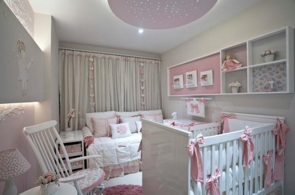 babyzimmer einrichten möbel babymöbel beleuchtung