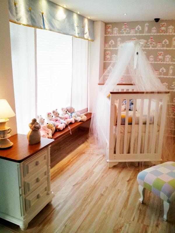 babyzimmer einrichten möbel babymöbel himmelbett