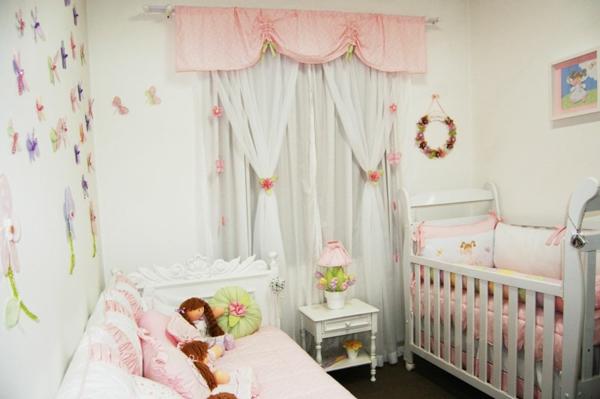 babyzimmer einrichten möbel babymöbel niedlich