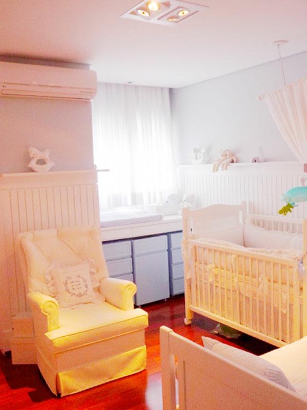 babyzimmer gestalten möbel babymöbel orange