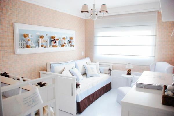 babyzimmer einrichten möbel babymöbel regale