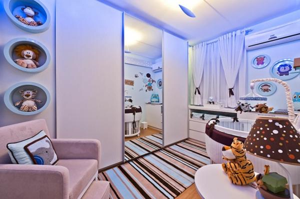 babyzimmer-einrichten-möbel-babymöbel-set-licht